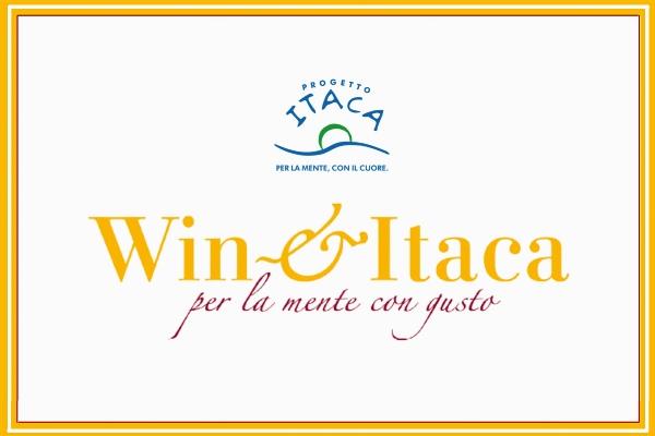 Charity Auction: Win For Itaca - Per la mente con gusto