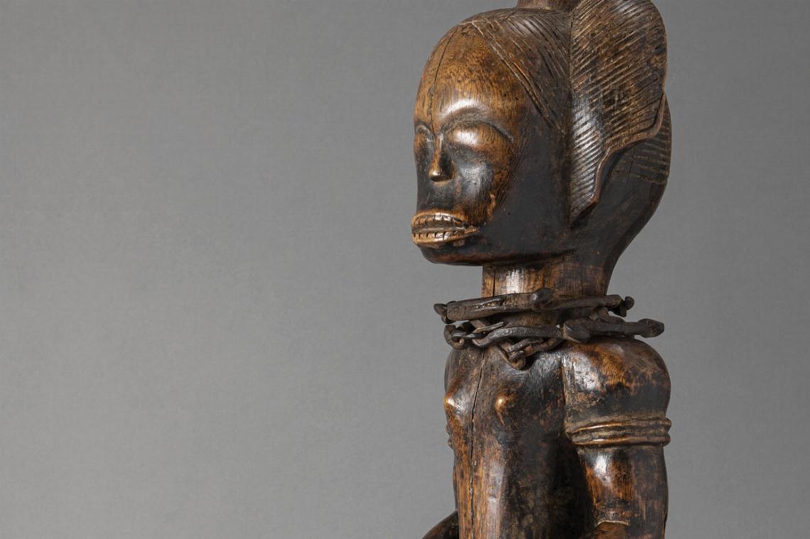 Arte Africana | Opere dalla collezione svizzera di Walter Schwab