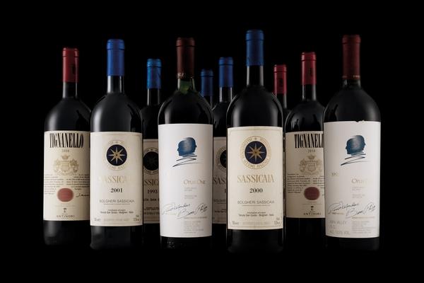 Fine Wines & Spirits