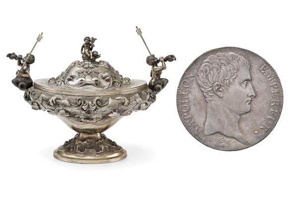 Silver & Coins