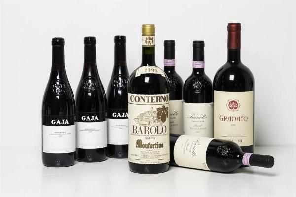 Italian Fine Wines & Spirits